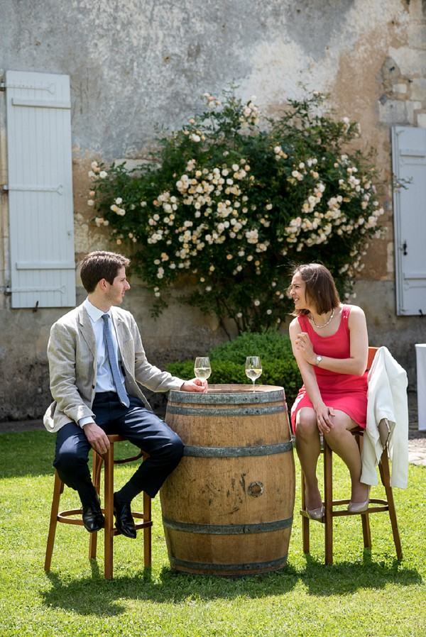 Chateau Reception Wedding