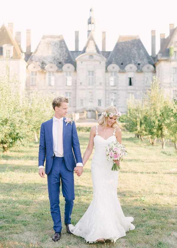 Chateau de Saint Loup Wedding