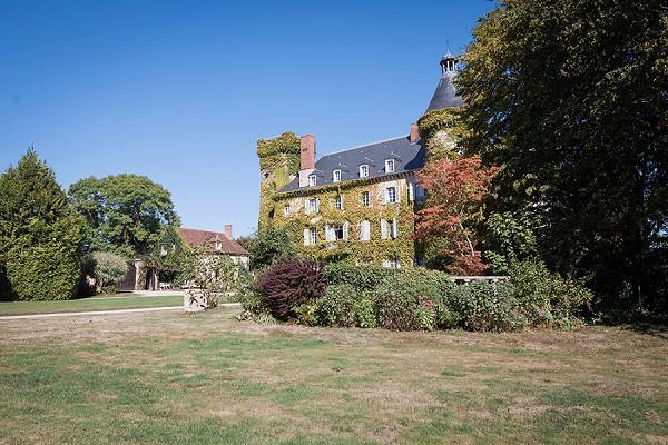 Chateau du Ludaix Wedding