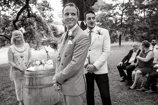 Domaine de la Léotardie Outdoor Wedding