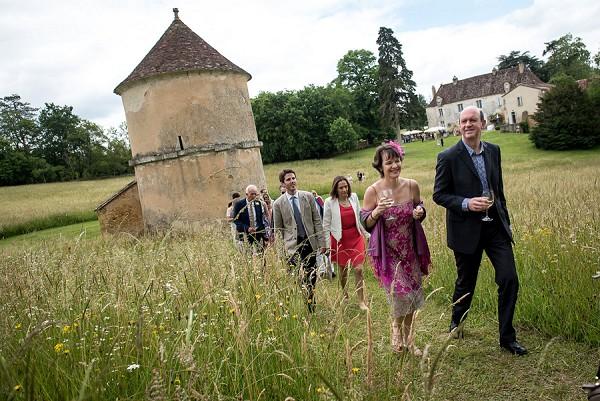 Domaine de la Léotardie Weekend Wedding