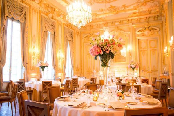 Elegant Wedding Venue Paris