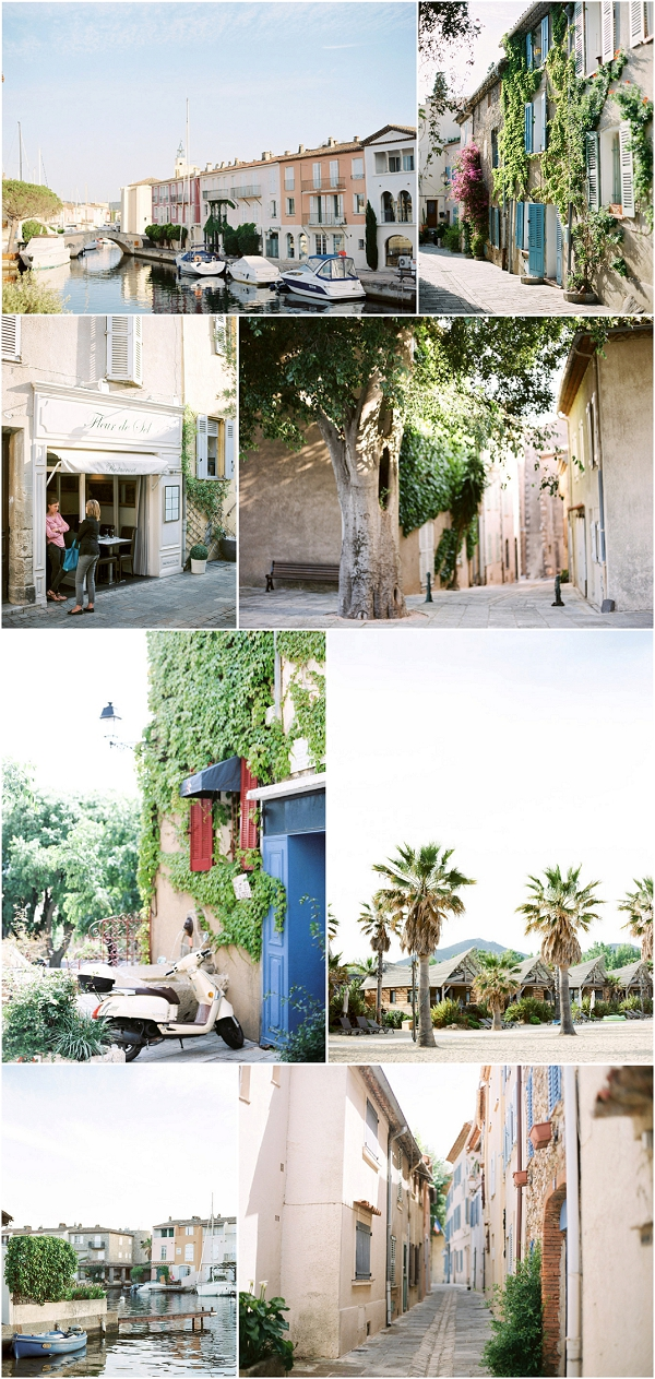 Exploring Grmaud and Port Grimaud Snapshot - Hannah Duffy Photography