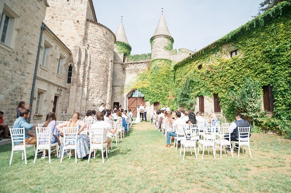French Real Wedding