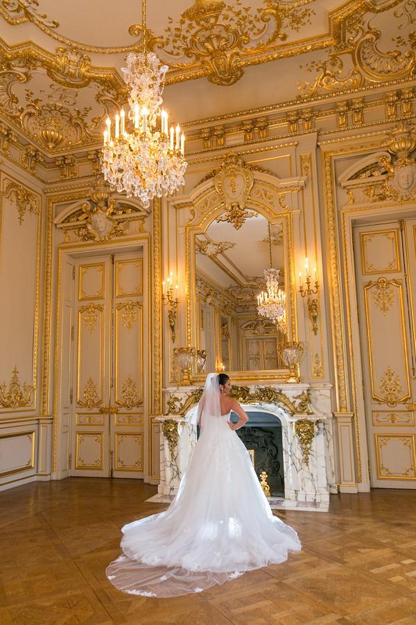 Luxury Hotel Le Marois Wedding