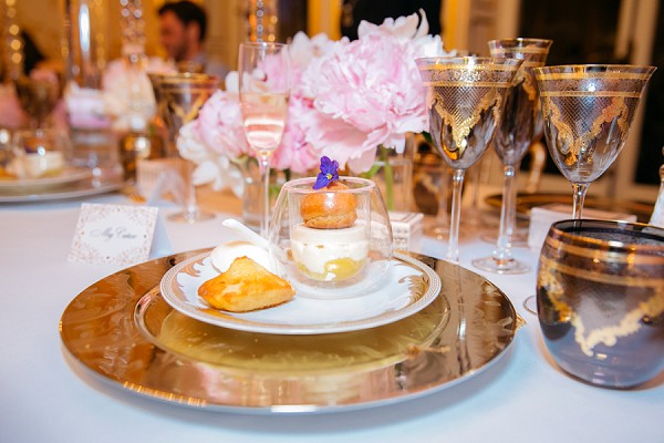 Luxury Wedding Breakfast