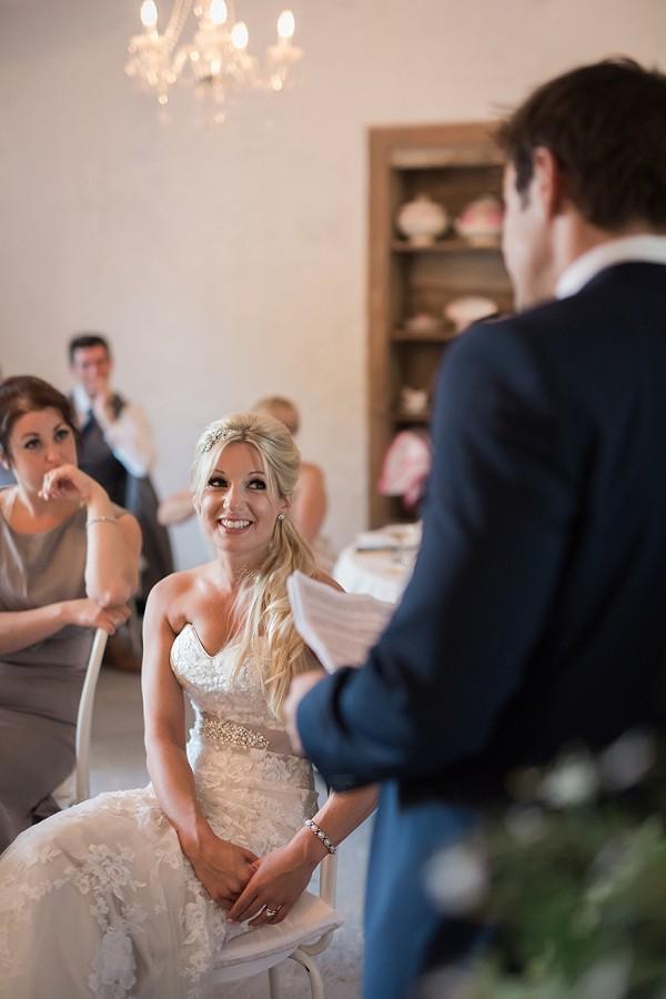 Maggie Sottero off white dress