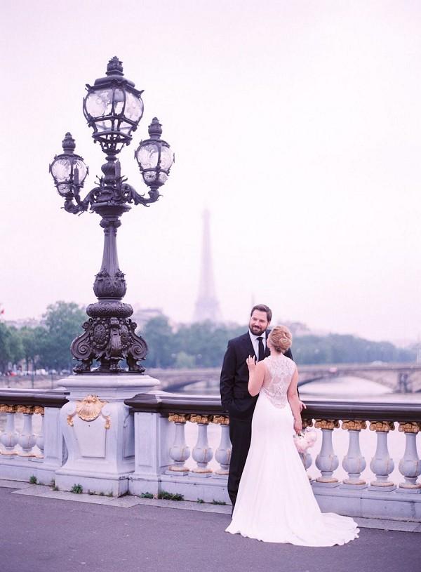 Paris City Wedding