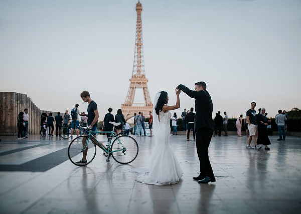 Paris wedding tourist attractions