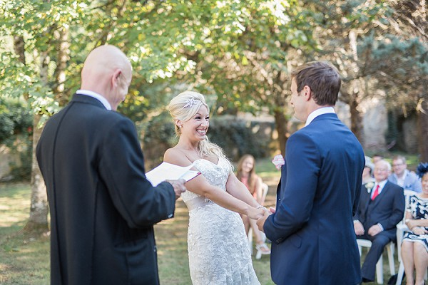 Pastel theme Chateau du Ludaix Wedding