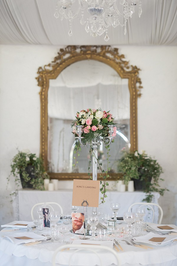 Pretty Chateau du Ludaix Wedding