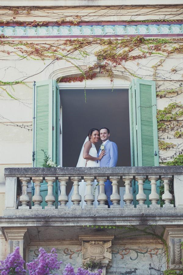 Pretty South Of France Wedding