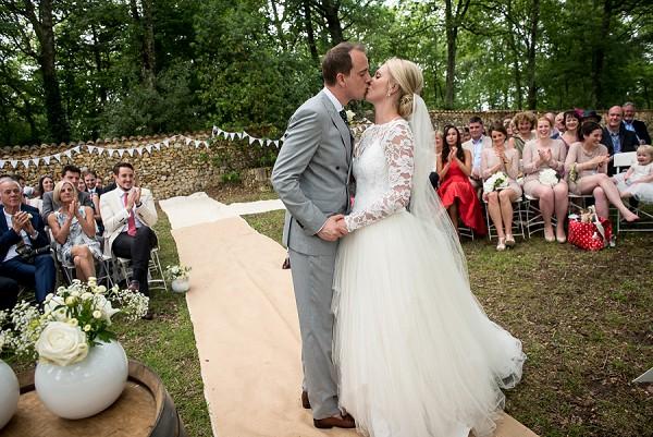 Pretty Updo wedding