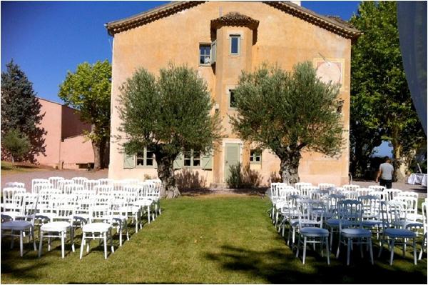 Provence Wedding Venue Chateau des Demoiselles 0002