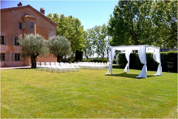 Provence Wedding Venue Chateau des Demoiselles 0003