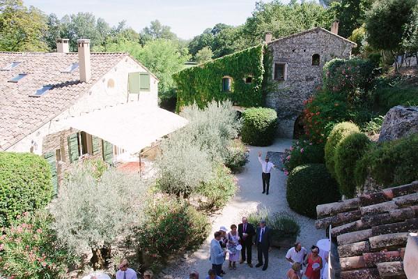 South of France Wedding Venue