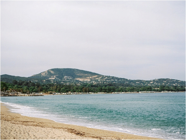 South of France coastline - Hannah Duffy Photography