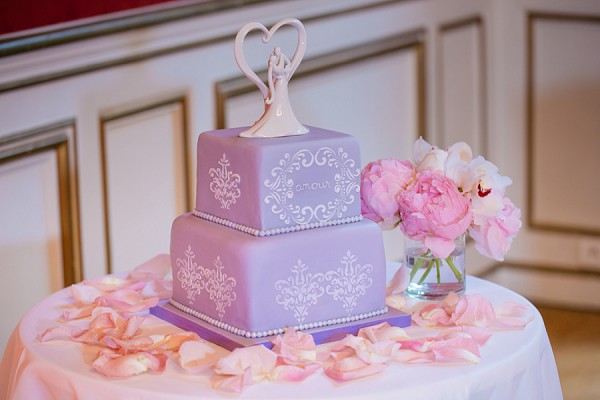 Synie's Tiered Wedding Cake