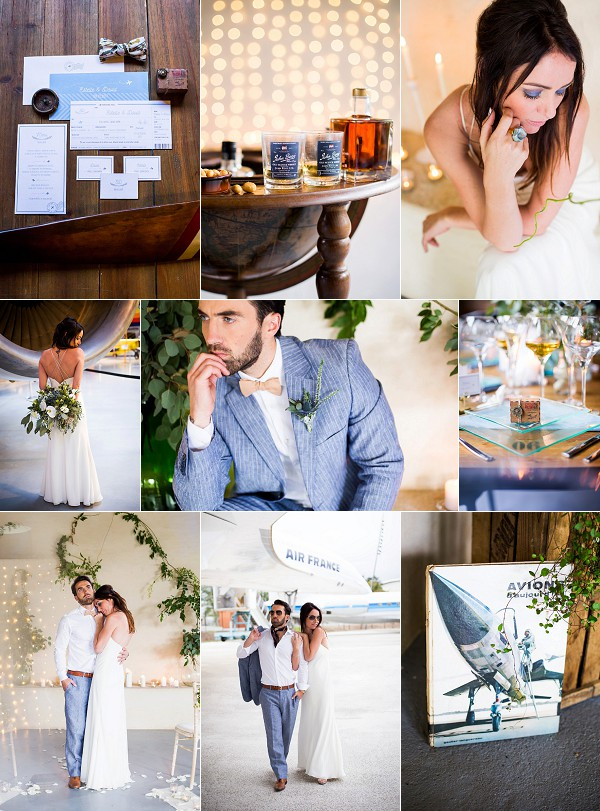 The Pink City Toulouse Styled Shoot Snapshot