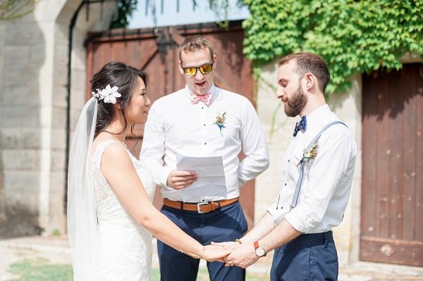 Wedding Day Reading