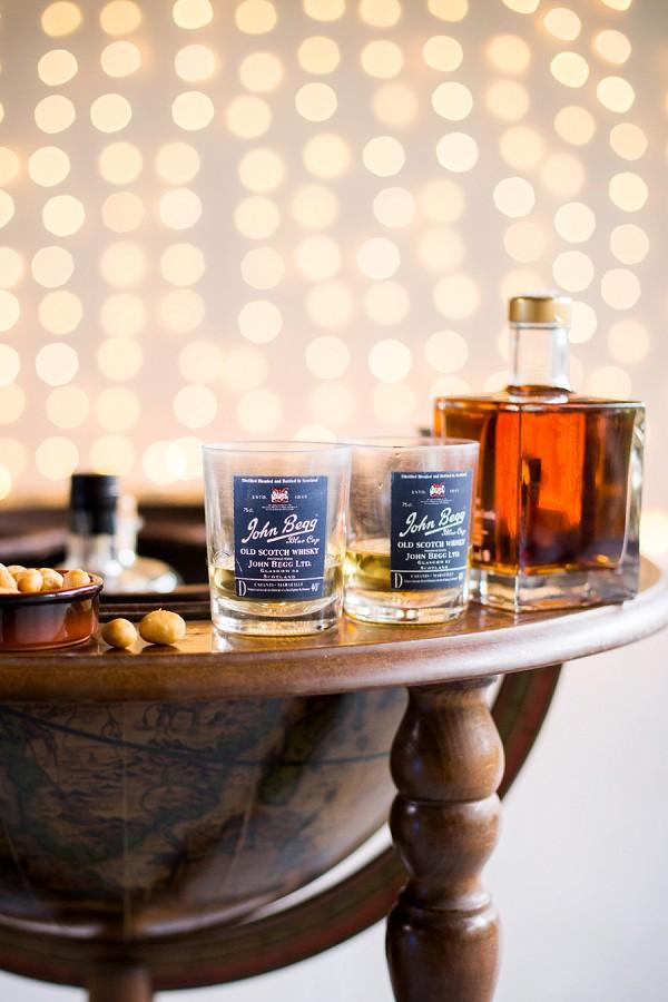 Wedding Whiskey Bar