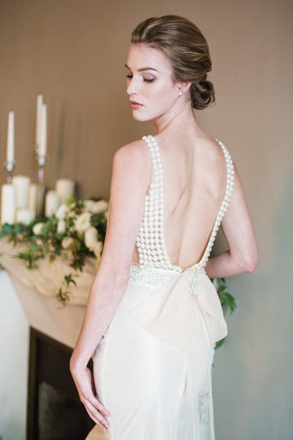 Zahavit Tshuba Wedding Gown
