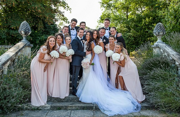 Château La Durantie Bridal Party