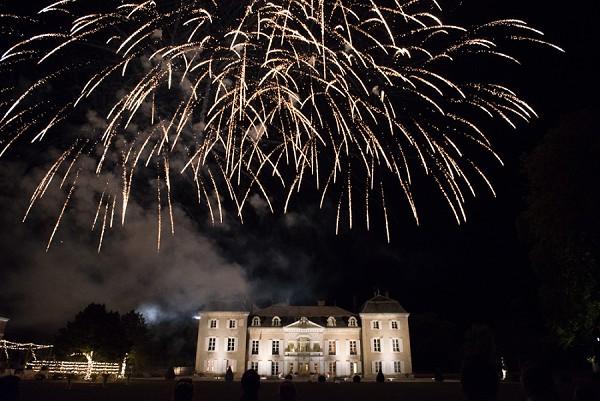 Château de Varennes Fireworks