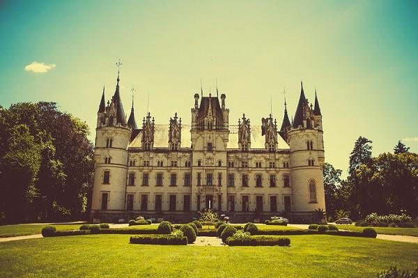 Chateau de Challain