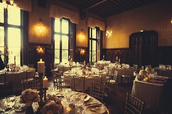 Chateau de Challain reception