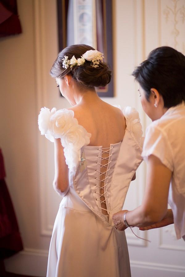 Elizabeth Todd Wedding Dress