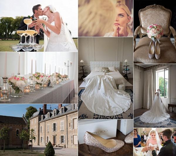 Exquisite Château de Varennes Real Wedding Snapshot