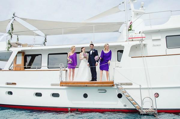 Fehmi Acil Yacht