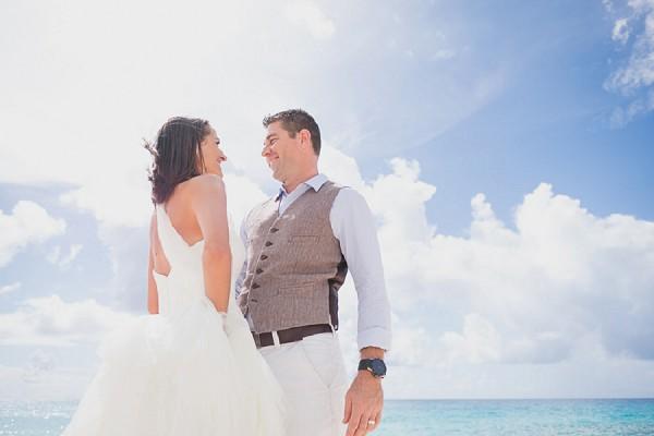 French Caribbean Wedding