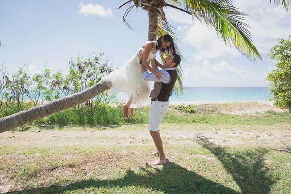 French Island Wedding