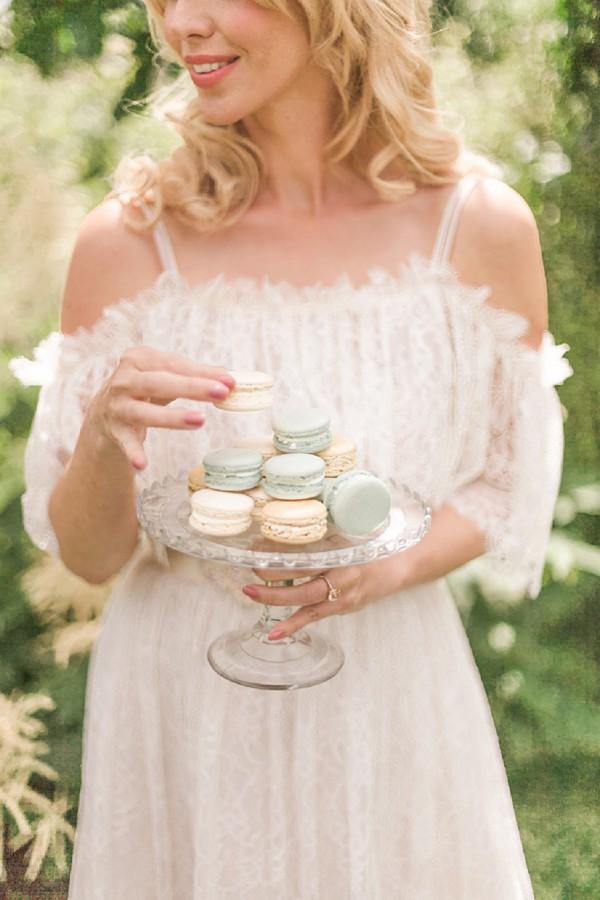 French Macarons Wedding