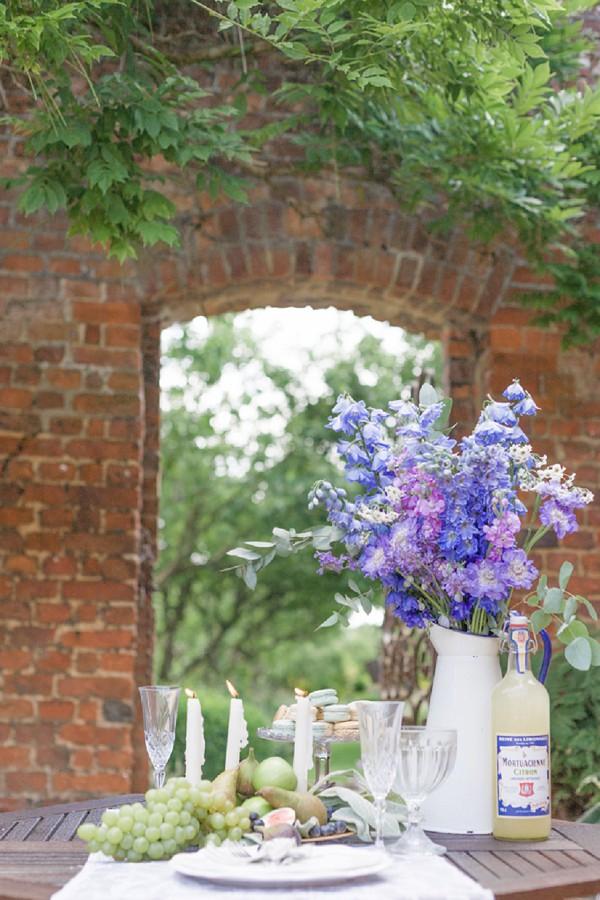 French Vineyard Wedding Shoot