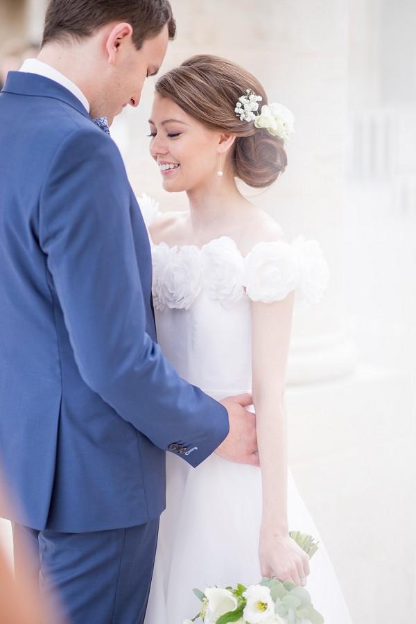 Hôtel d'Evreux Wedding
