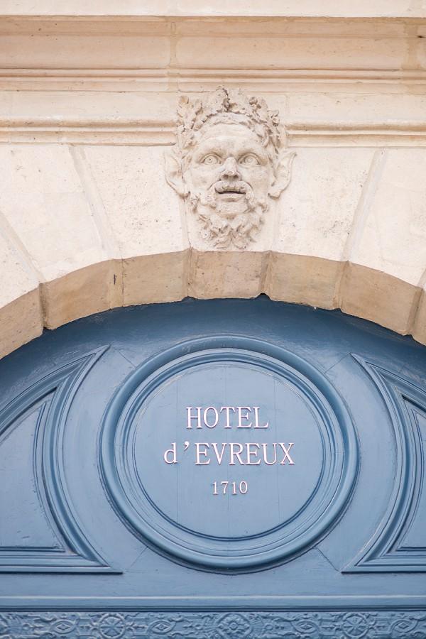 International Hôtel d'Evreux Wedding