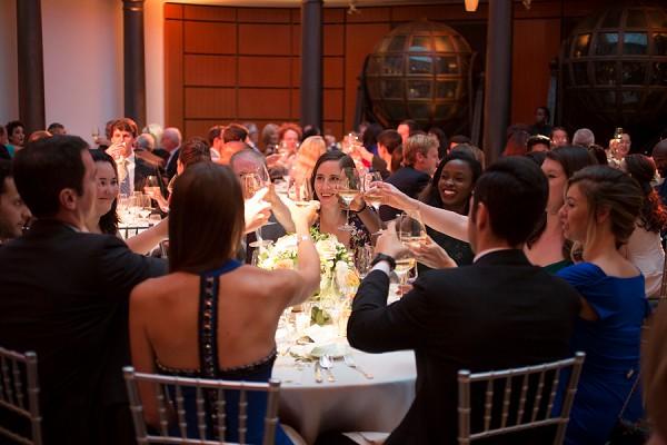 Large Paris wedding