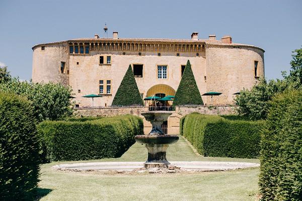 Luxury Rhône Chateau