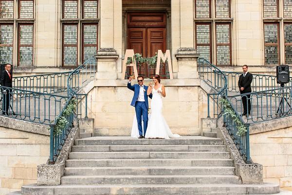Palais du Tau Real Wedding