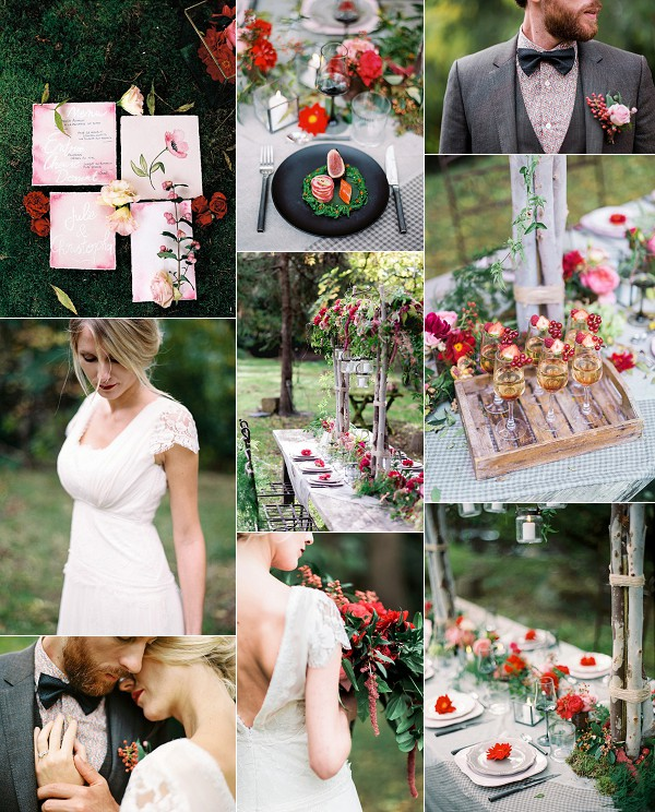 Provence Autumn Wedding Inspiration Snapshot