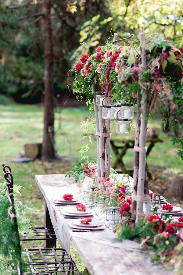 Provence Autumn Wedding Inspiration