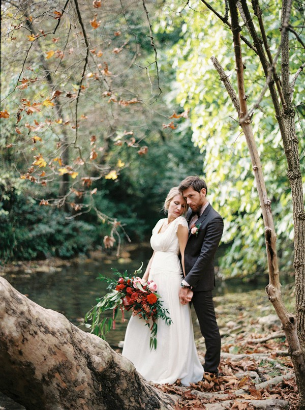Provence wedding styled shoot