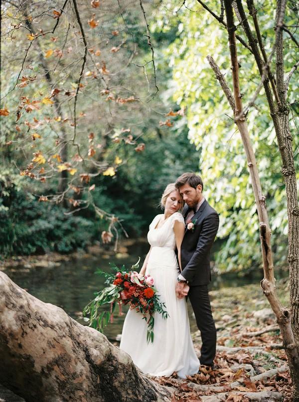 Provence wedding styled shoot