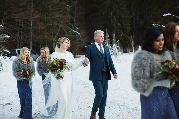 Ritva Westenius bride