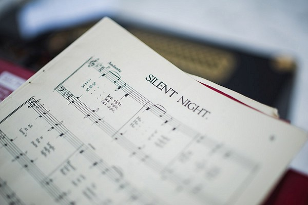 Silent Night Wedding Hymn