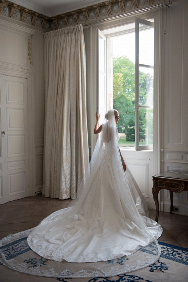 Stunning couture gown