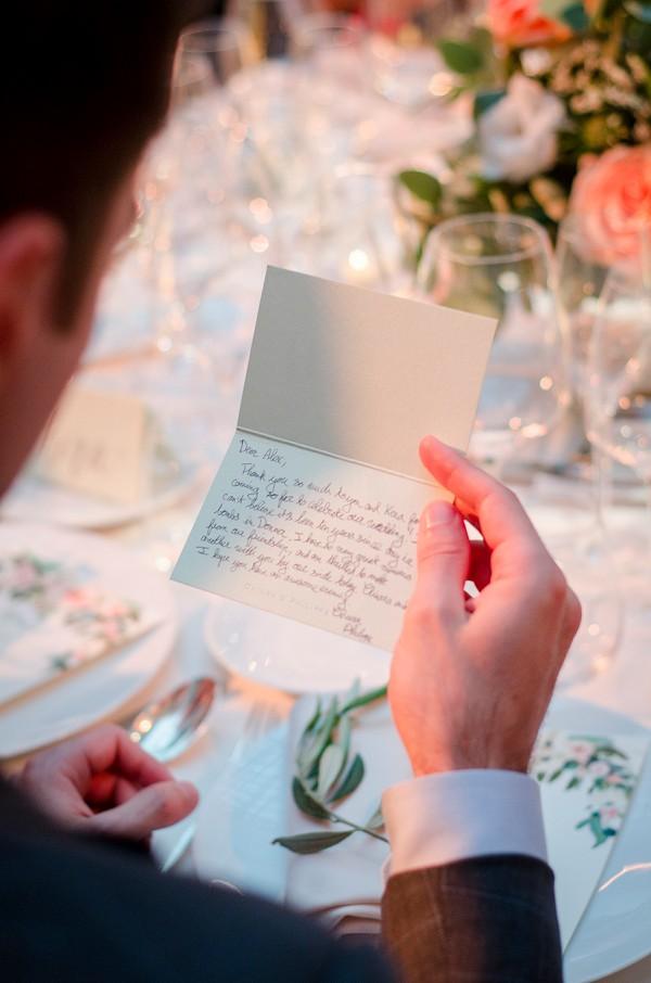 Sweet Wedding Notes